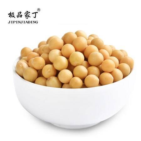 极品家丁 大豆320g 东北五谷杂粮粗粮豆类 黄豆非转基因