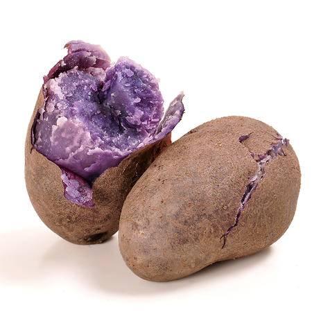 【宜昌馆】犁楚 黑紫金刚土豆 农家马铃薯 现挖新鲜洋芋 5斤