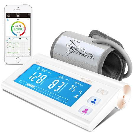 乐心血压计i5智能上臂式家用电子血压计全自动高精准血压测量仪器