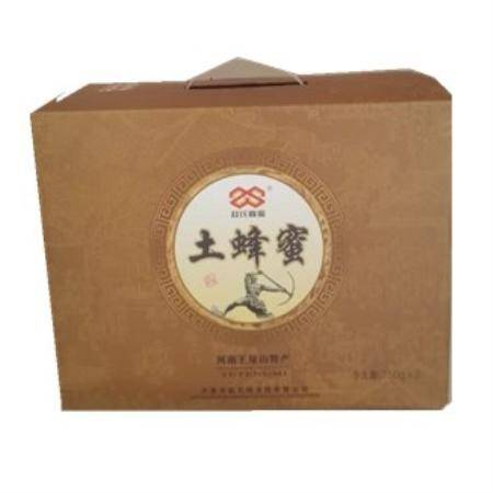 济源王屋山赵氏土蜂蜜750g*2
