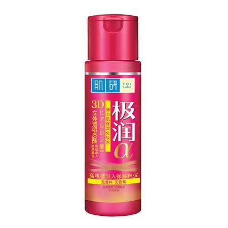 曼秀雷敦 肌研弹力肌保湿化妆水170ml