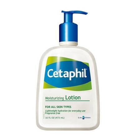 丝塔芙(Cetaphil) 保湿润肤乳473ml  补水保湿 大瓶装