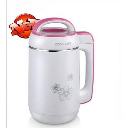 康佳(KONKA)红粉佳人豆浆机DJ806