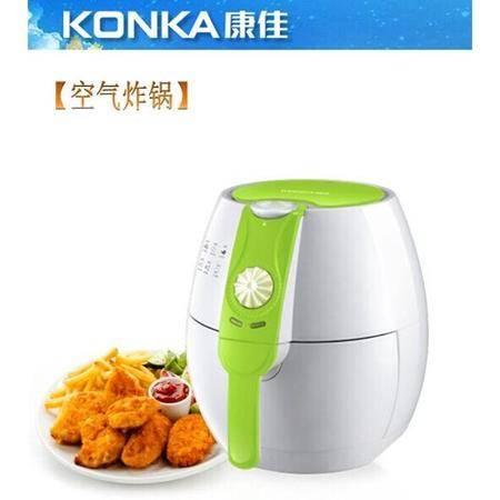 康佳(KONKA)空气炸锅机 家用烧烤无油炸锅 无油煎炸锅KGKZ-6201