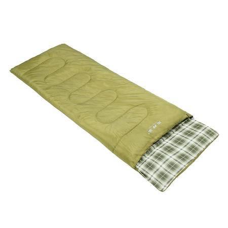徽羚羊加厚睡袋户外野营午休保暖睡袋春夏秋冬季 成人睡袋1.35KG