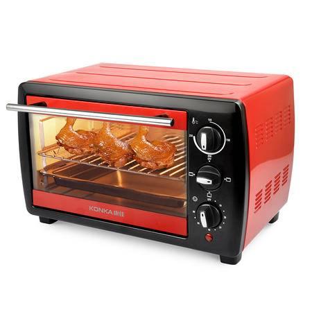 康佳(KONKA)大容量不锈钢电烤箱KGKX-5178A