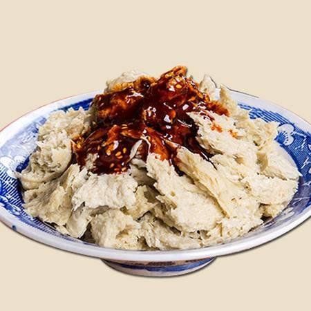 杂八得陕西地方特产真空擀面皮烤麸面筋手工凉拌面筋蒸煮