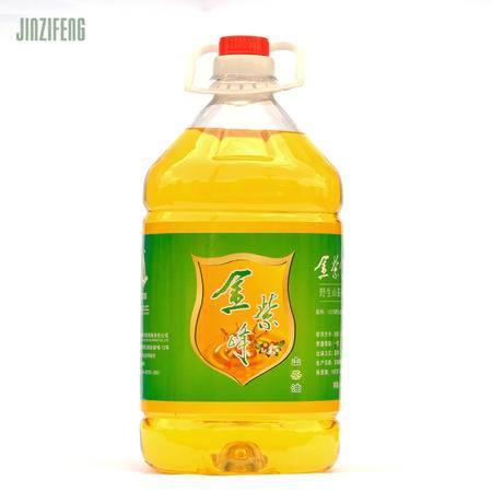 炎陵 金紫峰山茶油 4.5L精品装