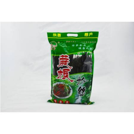 汉水绿梦 蕨根粉丝500g