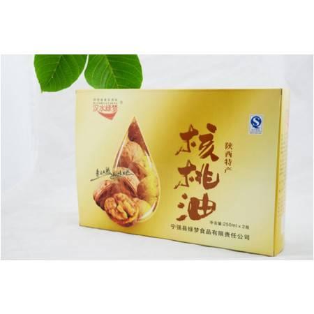 汉水绿梦 精装核桃油750ml