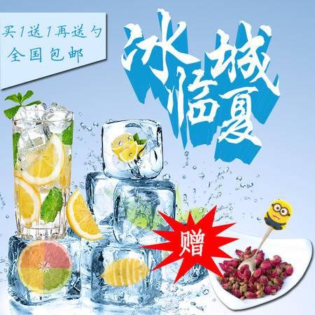 【柠檬片50g买一送一再送勺子】广志牌厂家直销罐装柠檬片天然无硫化包邮