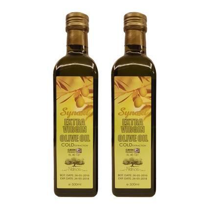 希纳斯特级初榨橄榄油 500ml*6瓶装