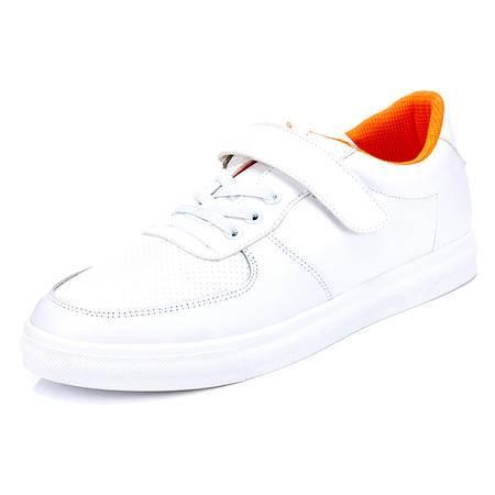 华度威男士休闲鞋 韩版百搭平底鞋 潮款耐磨男士潮鞋运动板鞋DJS225