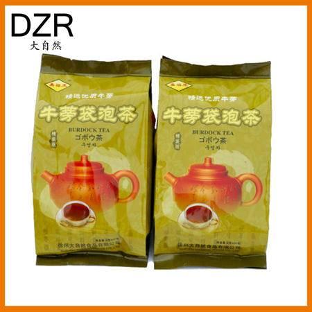 大自然 嘉福康牛蒡茶袋泡茶5g*30袋