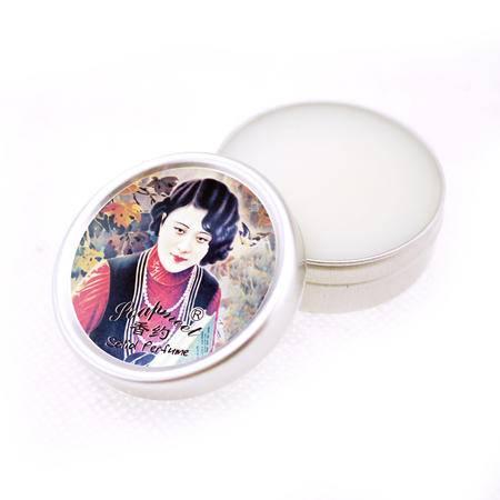 香约/Soapmeet 香约香膏身体固体香水香体膏女士持久淡香邂逅正品包邮