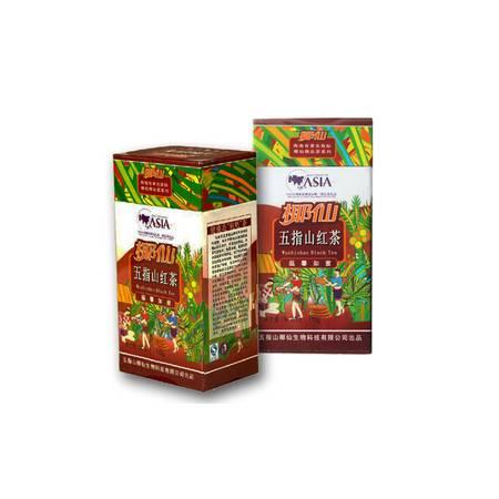 椰仙牌 五指山红茶100g