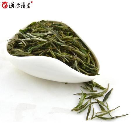 汉唐清茗 霍山黄芽黄茶内山茶叶原产盒装 待客新款120g 2016新茶