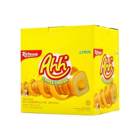丽芝士(Richeese) 丽芝士雅嘉味玉米棒160克