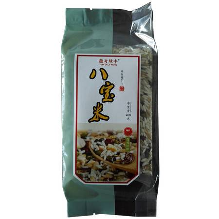蕴奇绿丰 养生八宝米 美味八宝粥 400g真空包装 科尔沁草原杂粮 厂家直销