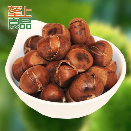 垄上良品 罗田即食板栗仁炒栗子熟栗坚果零食特产休闲小吃108g*5袋