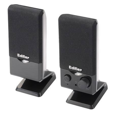 Edifier/漫步者 R10U多媒体2.0笔记本台式电脑小音箱USB迷你便携