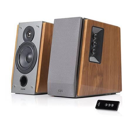 Edifier/漫步者 R1600TIII多媒体笔记本音箱2.0木质低音可调音响