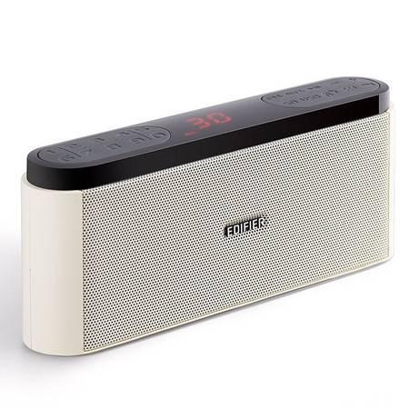 Edifier/漫步者 M19迷你便携FM插卡音响 中老年户外音箱带收音机