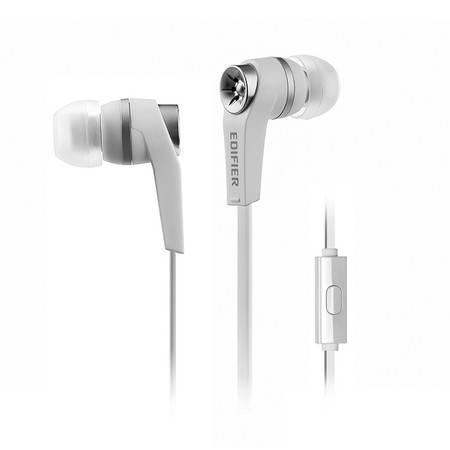 Edifier/漫步者 H275P入耳塞MP3耳机立体声音乐智能手机线控耳麦
