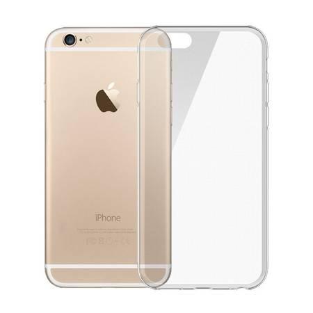 佰通 苹果iPhone 7  6S Plus 苹果4S 5S透明清水套 苹果6S TPU手机保护壳
