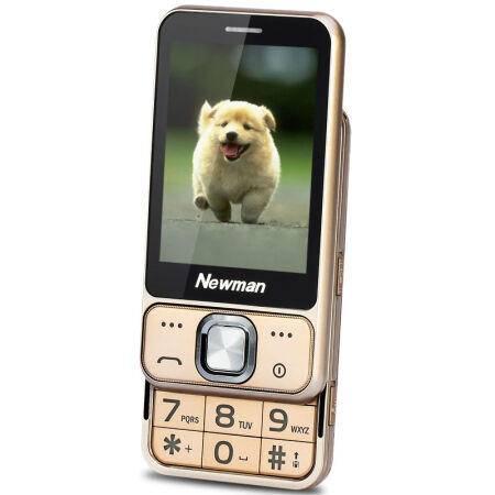 纽曼(Newman) N5300 滑盖移动/联通2G老人手机超长待机大声大字老人机