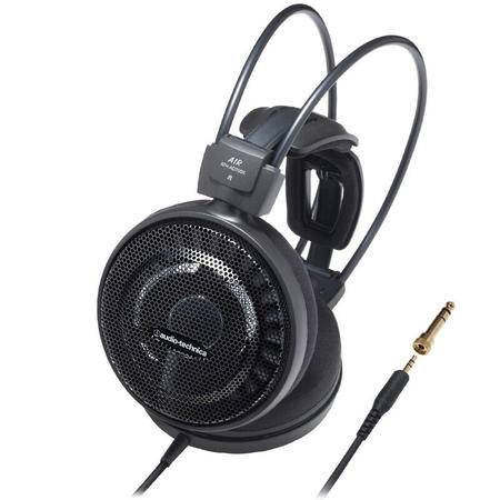铁三角/Audio-technica ATH-AD700X 空气动圈开放式音乐耳机