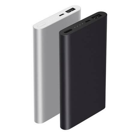 小米/MIUI 小米移动电源2充电宝10000毫安 手机平板苹果通用超薄大容量