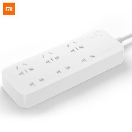 小米/MIUI 小米智能插座插排插线板智能电源多功能wifi手机控制