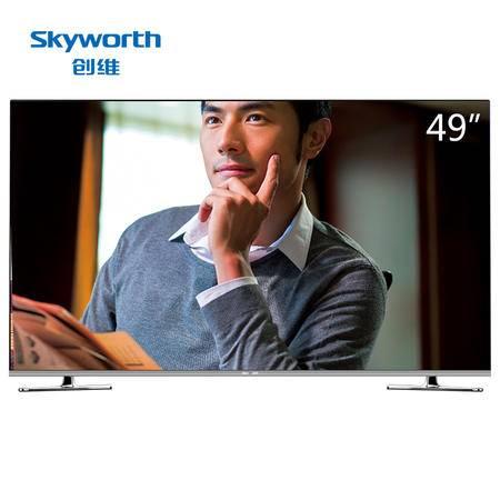 创维/SKYWORTH 49G7200 49英寸4色4K12核智能彩电网络液晶电视(银色)