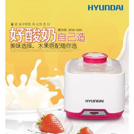 现代/HYUNDAI 酸奶机  HYSN-5301