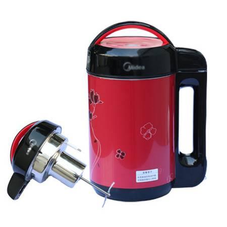 美的/MIDEA DE12F32豆浆机不锈钢全自动无网研磨多功能婴儿辅食机