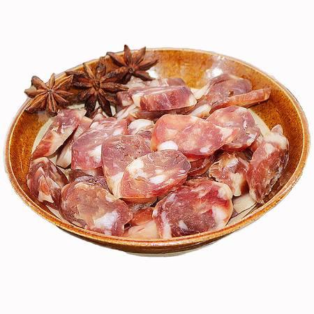 枞阳白鹤峰香肠(咸味)1袋 250g