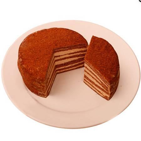 俄罗斯进口零食提拉米苏蛋糕500g