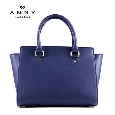 ANNY牛皮潮流时尚女包单肩手提斜挎包