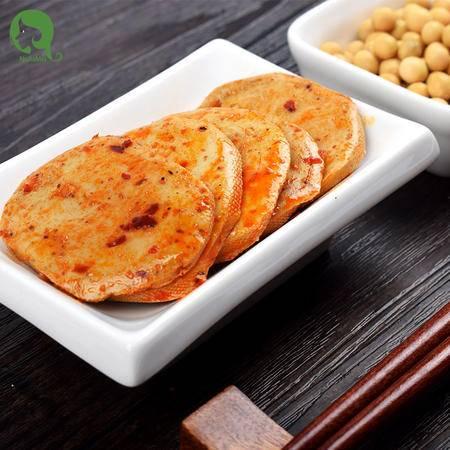 大作坊 大作坊豆干100g*8袋 豆腐干素鸡豆干多口味散装零食休闲豆干制品