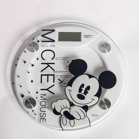 迪士尼/DISNEY 米奇黑白经典电子秤 DSM-9026