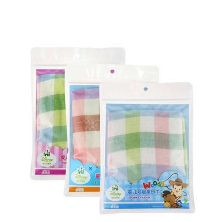 迪士尼/DISNEY婴儿柔纱巾 (蓝色粉色颜色随机)PA-054 TA-054