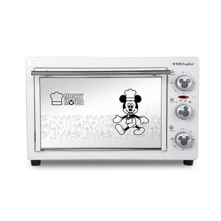 迪士尼/DISNE 慕斯风情电烤箱 YRK-22B