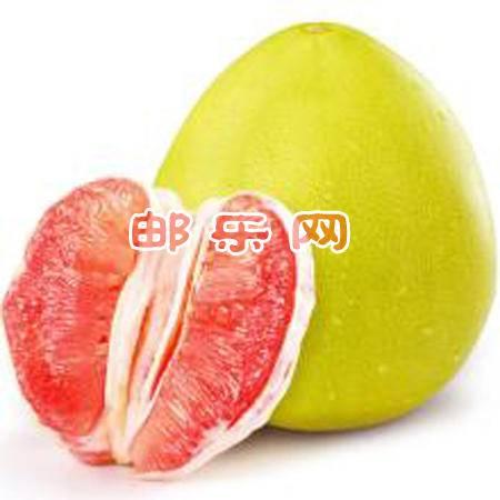 广安龙安柚(特级果)(4个装)