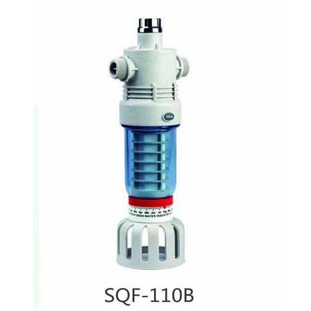世保康 中央前置110B型逆流反冲洗前置过滤器家用预处理净水器