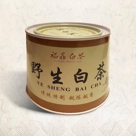 福鼎白茶罐装