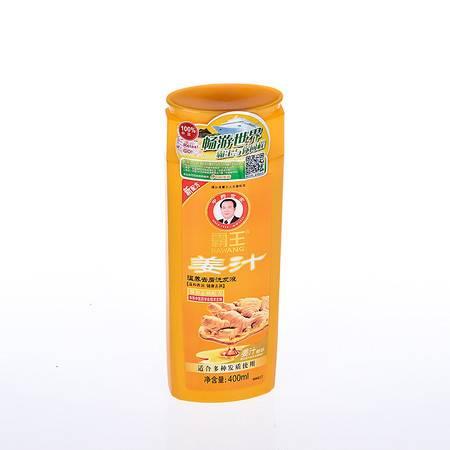 霸王姜汁温养去屑洗发液