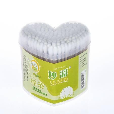 妙彩棉签160支装