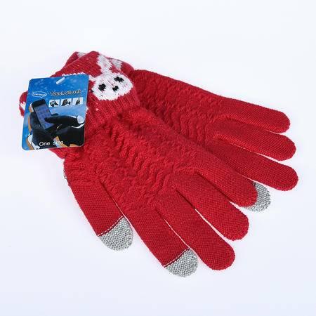 棉线女士手套