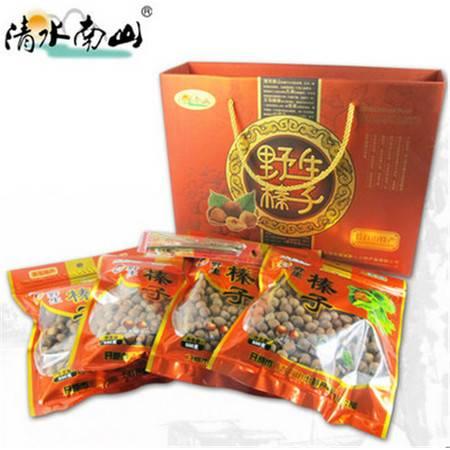 【四平馆】清水南山 东北特产水漏大榛子礼盒2kg